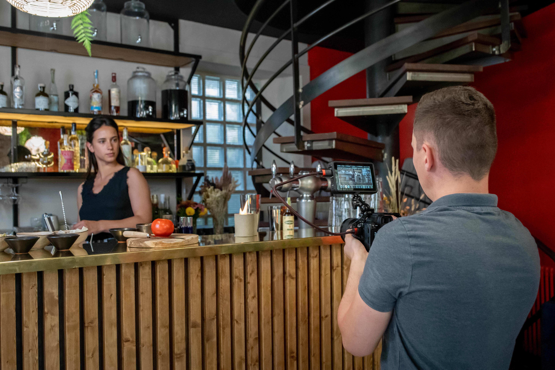 Photos de tournage Cartel